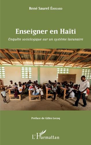 Couverture Enseigner en Haïti