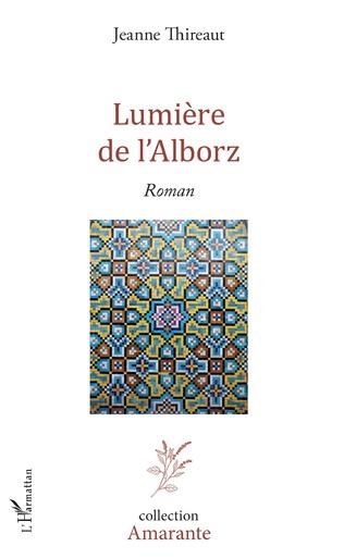 Couverture Lumière de l'Alborz