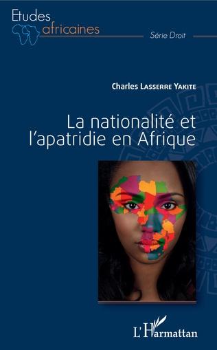 Couverture La nationalité et l'apatridie en Afrique