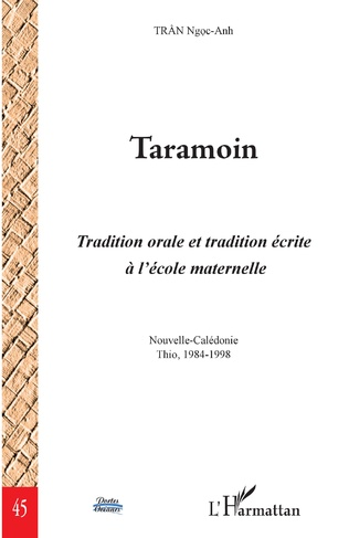 Couverture Taramoin