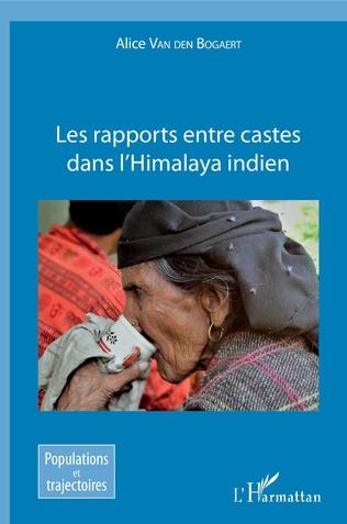 Couverture Les rapports entre castes dans l'Himalaya indien