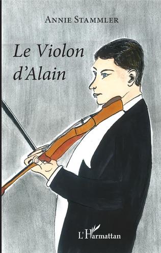 Couverture Le Violon d'Alain
