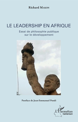 Couverture Le leadership en Afrique