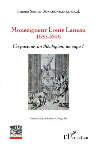 Couverture Monseigneur Louis Laneau