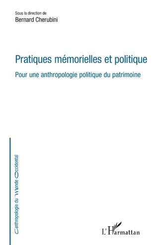 Couverture Pratiques mémorielles et politique