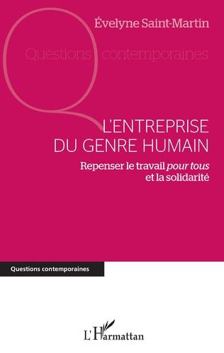 Couverture L'entreprise du genre humain