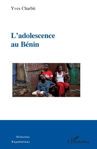 Couverture L'adolescence au Bénin