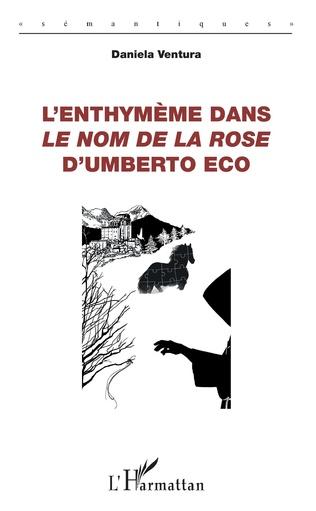 Couverture L'enthymème dans Le Nom de la rose d'Umberto Eco