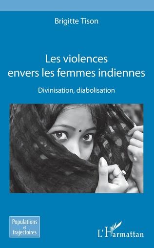 Couverture Les violences envers les femmes indiennes