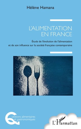 Couverture L'alimentation en France
