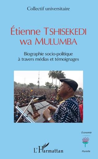 Couverture Etienne TSHISEKEDI wa MULUMBA