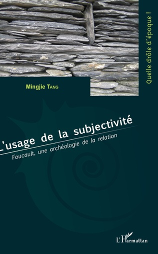 Couverture L'usage de la subjectivité