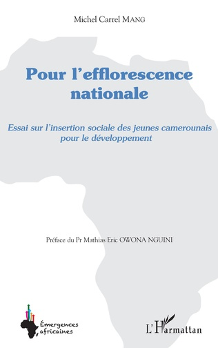 Couverture Pour l'efflorescence nationale