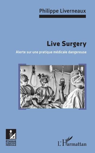 Couverture Live Surgery