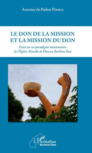 Couverture Le don de la mission et la mission du don
