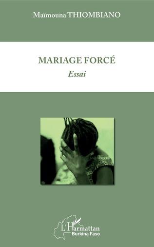 Couverture Mariage forcé