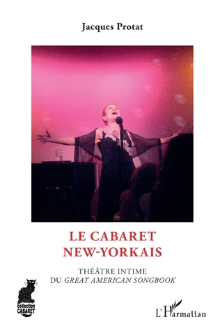 Couverture Le cabaret new-yorkais