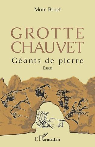 Couverture Grotte Chauvet
