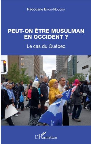 Couverture Peut-on être musulman en occident ?