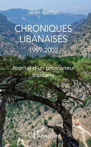 Couverture Chroniques libanaises