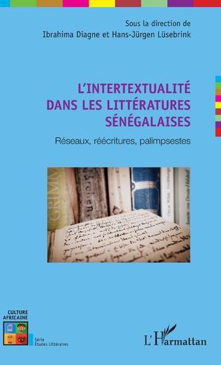 Couverture L'intertextualité dans les littératures sénégalaises