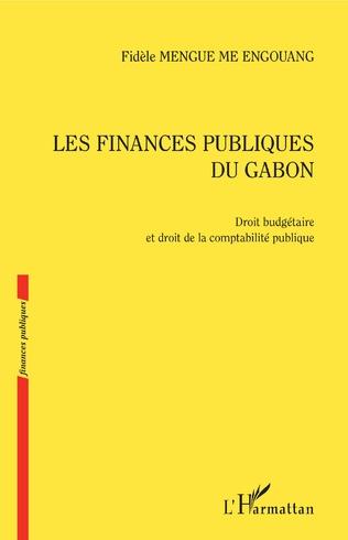 Couverture Les finances publiques du Gabon