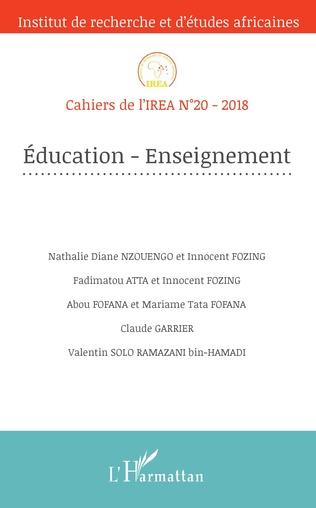 Couverture Education - enseignement
