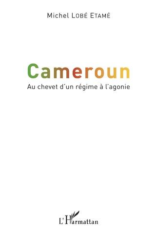 Couverture Cameroun Au chevet d'un  régime à l'agonie