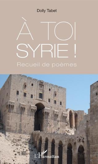 Couverture À toi Syrie !