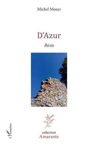 Couverture D'Azur