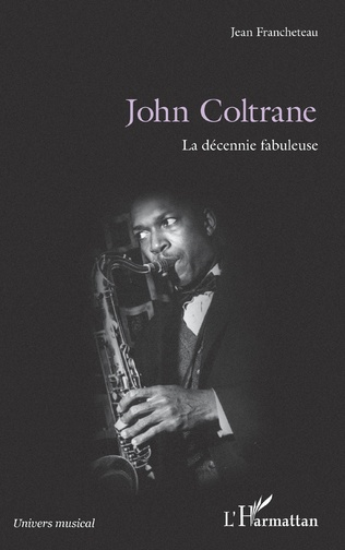 Couverture John Coltrane