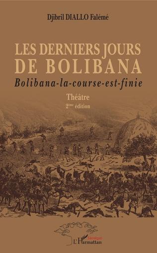 Couverture Les derniers jours de Bolibana
