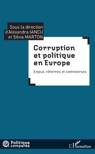 Couverture Corruption et politique en Europe