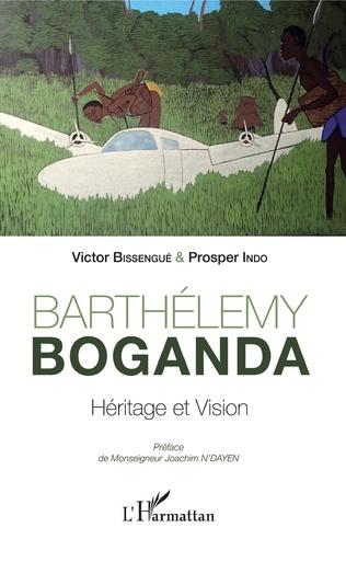 Couverture Barthélémy Boganda