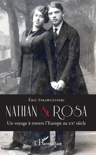 Couverture Nathan et Rosa