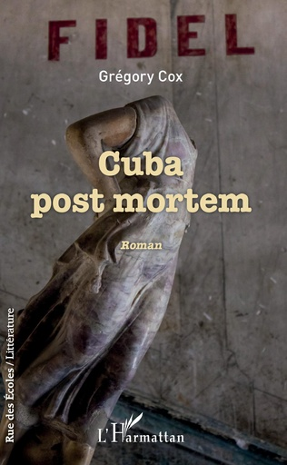 Couverture Cuba post mortem