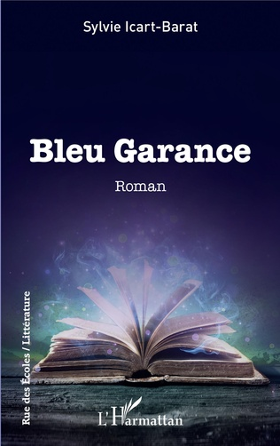 Couverture Bleu Garance