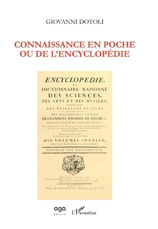 Couverture Connaissance en poche ou de l'Encyclopédie