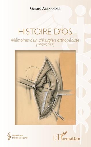 Couverture Histoire d'os