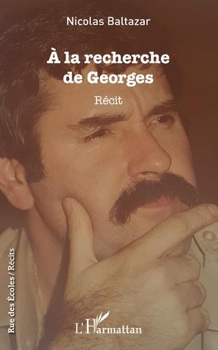 Couverture À la recherche de Georges