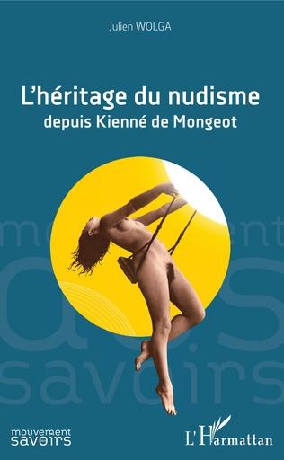 Couverture L'héritage du nudisme