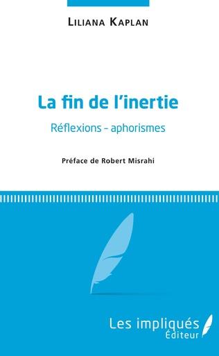 Couverture La Fin de l'inertie