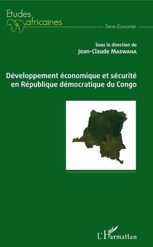 Couverture Développement économique et sécurité en République démocratique du Congo