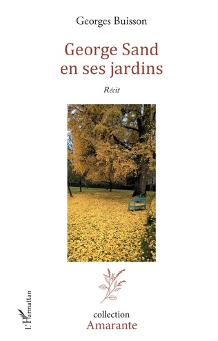 Couverture George Sand en ses jardins