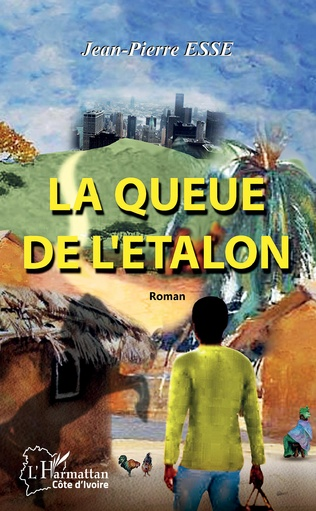Couverture La queue de l'étalon. Roman