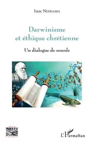 Couverture Darwinisme et éthique chrétienne