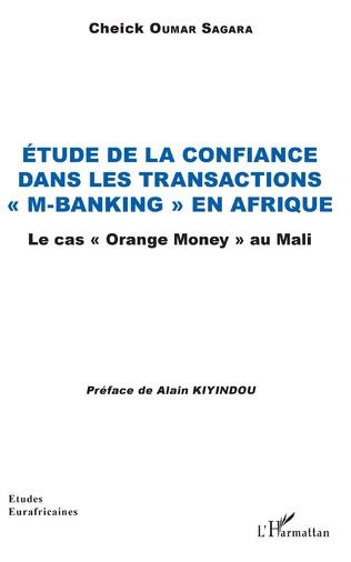 Couverture Etude de la confiance dans les transactions