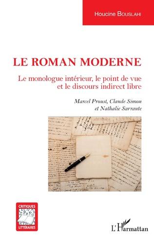 Couverture Le roman moderne