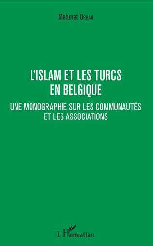 Couverture L'islam et les Turcs en Belgique