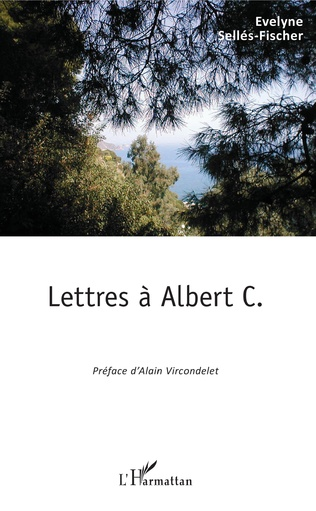 Couverture Lettres à Albert C.